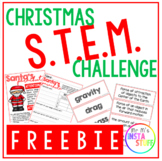 Christmas S.T.E.M. - Santa Challenge