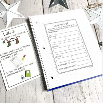 Christmas STEAM Centers   Science Centers for Primary Grades