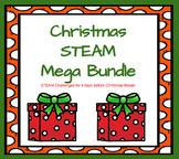 Christmas STEAM Challenge MEGA BUNDLE