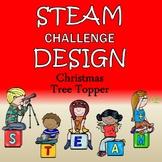 Christmas STEAM Design Challenge - Tree Topper
