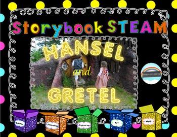 Storybook STEAM: Hansel and Gretel