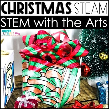 Christmas STEM Activities and Challenge