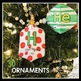 Christmas STEM Activity - Holiday ChemisTREE Elements Ornaments & Bulletin Board