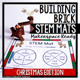 Christmas STEM Activities for Building Bricks