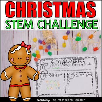 Christmas STEM Challenge Activity