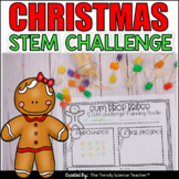 Christmas STEM Challenge Activity
