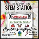 Christmas STEM Challenge | Engineer Inspiration | Printabl
