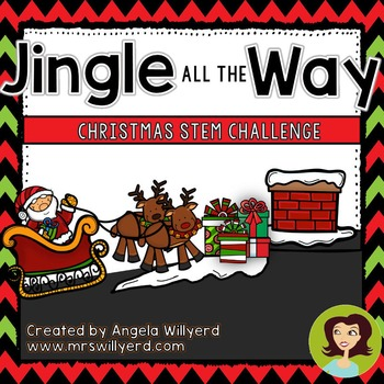 Christmas STEM Challenge: Jingle All The Way - PPT - Grades 3-5