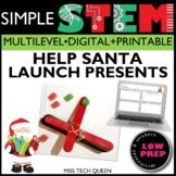 Christmas STEM Challenge - Catapult