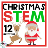 Christmas STEM Activities - 12 Challenges