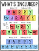 Christmas STEM Decorations - Periodic Table Holiday Bulletin Board