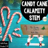 Christmas STEM Design Challenge: Candy Cane Calamity