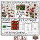 Christmas STEM: Spacial Reasoning and Counting and Cardinality