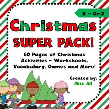 Christmas SUPER Pack!