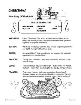 Christmas Sampler Gr. 3-6