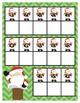 Christmas Santa Alphabet Matching Activity