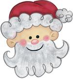 Christmas Santa Clipart