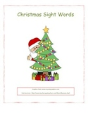 Christmas Santa Common Core Sight Words