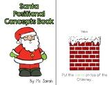 Christmas Santa Positional Concepts Book
