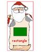 Christmas Santa Shape Cards