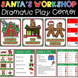Christmas Santa's Toy Workshop Dramatic Play