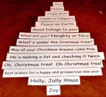 Shape poems teaching resources teachers pay teachers christmas saying shape poem christmas saying shape poem maxwellsz