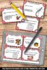 Christmas Literacy Center Task Cards for ELA Games & Activ