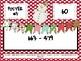 Christmas Scavenger Hunt for 3rd Grade Review OA & NBT