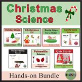 Christmas Science Activities Bundle