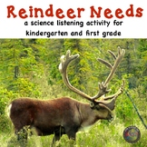 Animal Needs: A Christmas Science Activity for Kindergarten