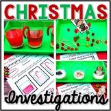 Christmas Science, Christmas Investigation, Christmas Exploration, STEM