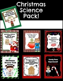 Christmas Science Experiments Pack! 7 Activities!