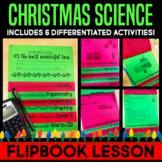 Christmas Science Flipbook