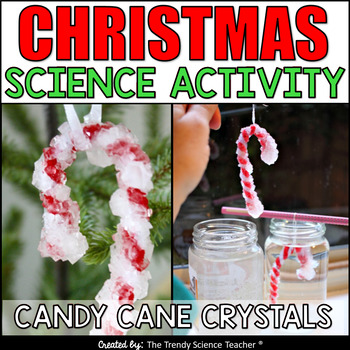 Christmas Science Lab FREEBIE