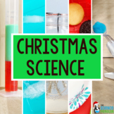 Christmas Science Labs and STEM