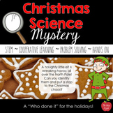 Christmas Holiday Science Mystery Labs/Stations for Upper