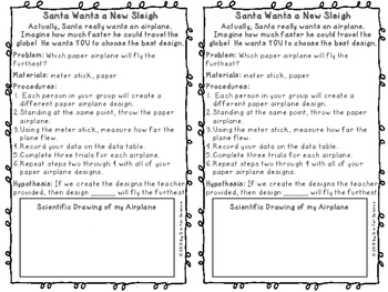 Christmas Science Labs {Christmas Investigations, Christmas Science Experiments}