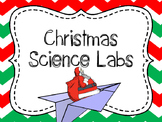 Christmas Science Labs {Christmas Investigations, Christmas Science Activities}