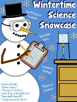 "Christmas Science ""Snowcase"""