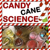 Christmas Activities for Science | Candy Cane Activities |