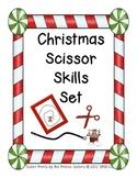 Christmas Scissor Skills Set