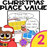 Place Value Game for Second Grade