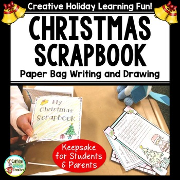 Christmas Scrapbook Keepsake