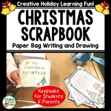 Christmas Scrapbook Keepsake