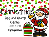 Christmas See and Stamp Center