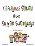Christmas Senses for Super Scientists