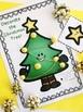 Christmas Sensory Play - Play Dough Mats A4