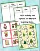 Christmas Sentence Building- Language Arts, Speech, Special Ed
