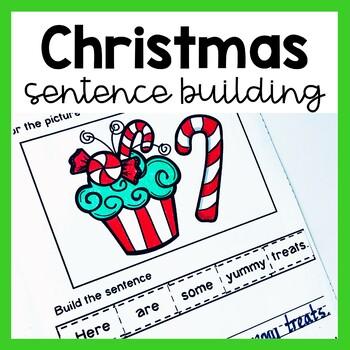 Christmas Sentence Building