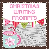 Christmas Sentence Starters Writing Activities